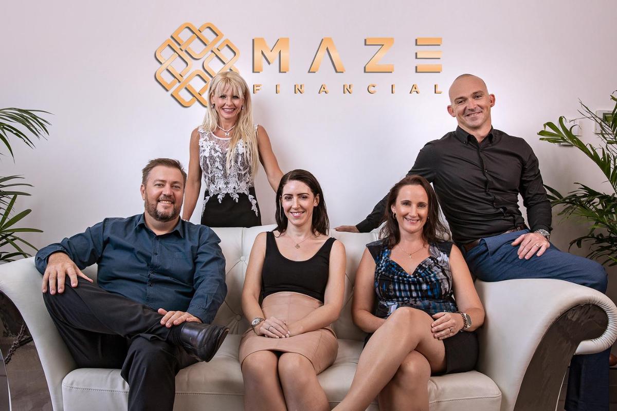 Maze Financial Team